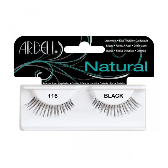 Ardell Βλεφαρίδες Natural - 116 Black