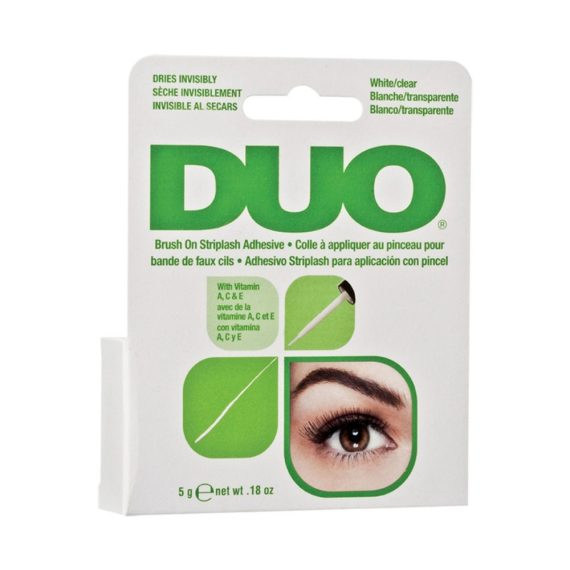 Ardell Duo Blush On Striplash Adhesive WhiteClear 5g