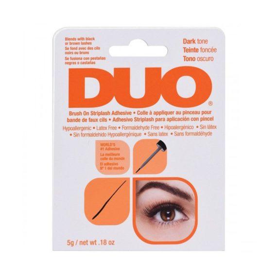 Duo Brush On Striplash Adhesive Dark 5gr