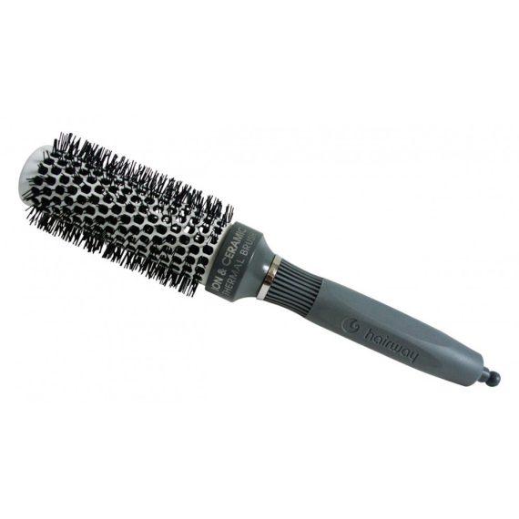 Hair Way Βούρτσα Μαλλιών Ion & Ceramic 33mm