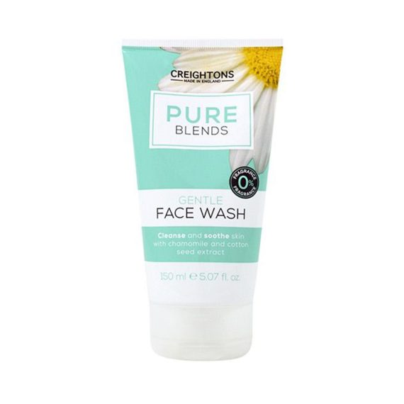 CREIGHTONS PURE BLENDS GENTLE FACE WASH 150ML