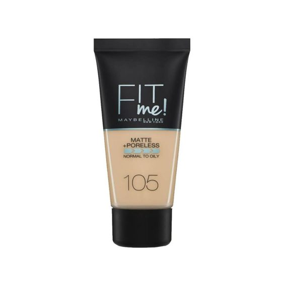 MAYBELLINE-FIT-ME-MATTE-PORELESS-MAKE-UP 105