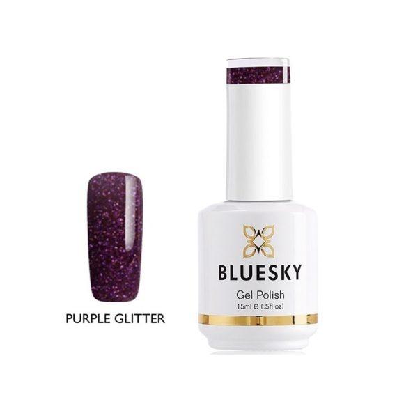 bs Purple Glitter